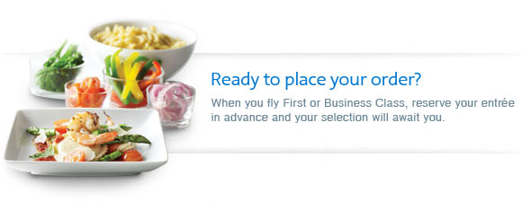 Inflight Dining, Recipes, Menus and More